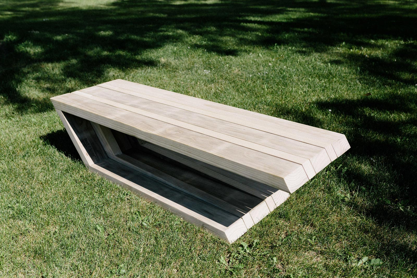 ACCOYA® Bench Designed & Created by Architecture School
