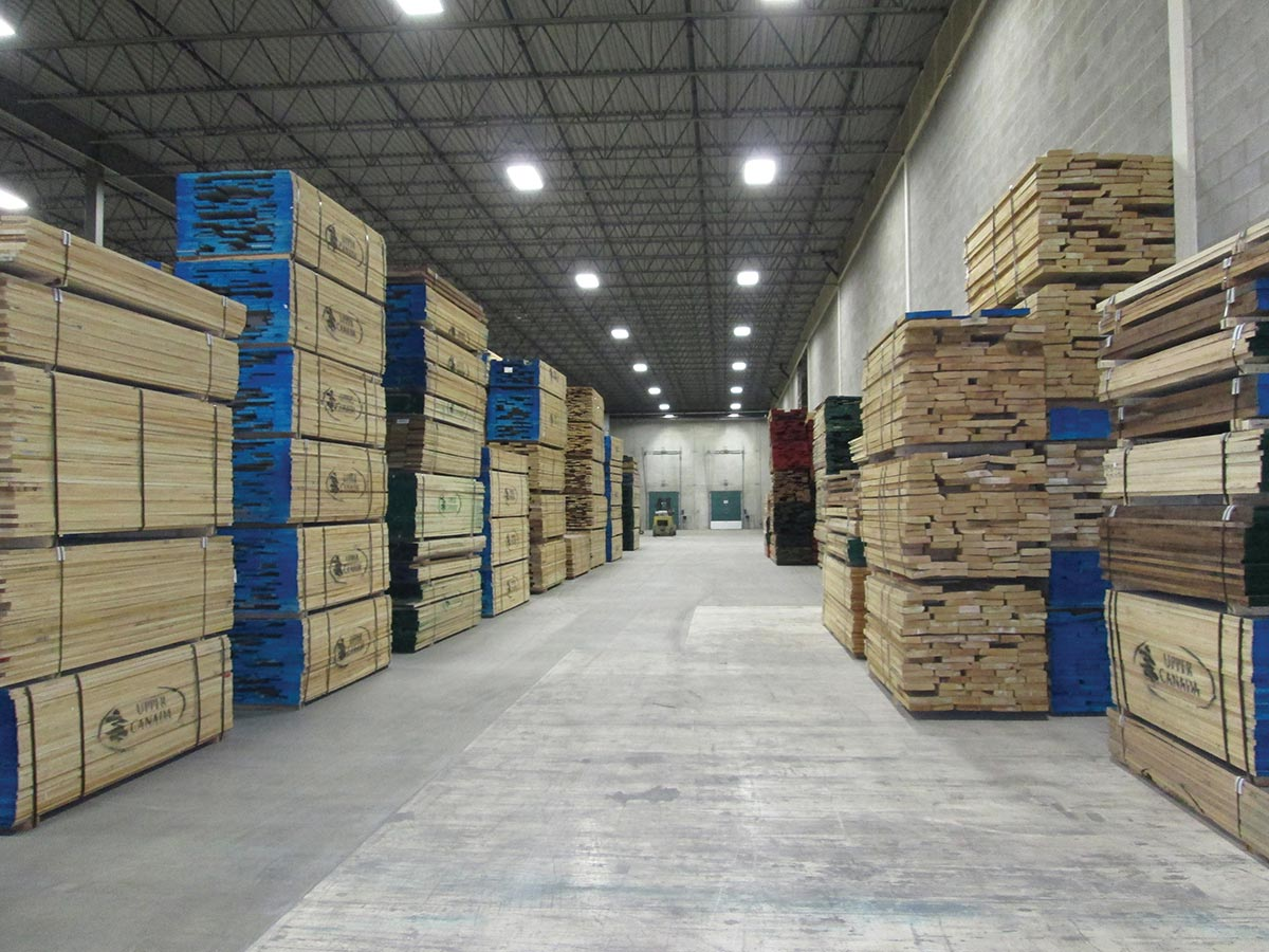UCS Forest Group Acquires Reimer Hardwoods Alberta Operations