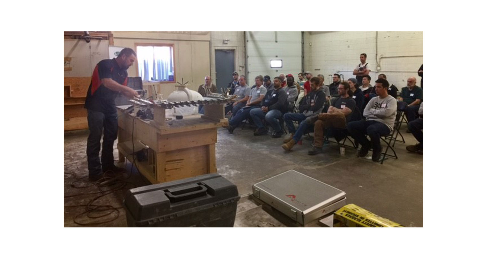 First Hand Look: Solid Surface Gems at Avonite Fabrication Seminars